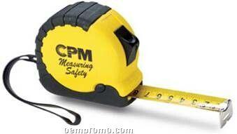Tape Measure Rubber Pro Grip (25')