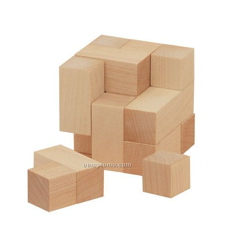 Soma Cubes (Unimprinted)