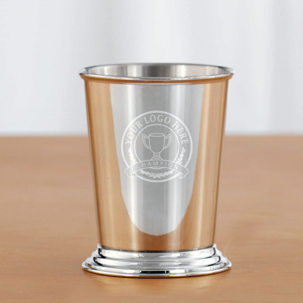Classic Silver Plated 8 Oz. Julep Cup