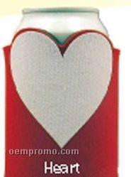 Crazy Frio Beverage Holder - Heart