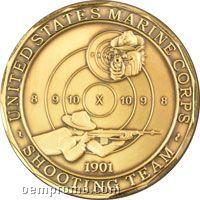 """Custom Coin/ Medal/ Medallion (1-1/2""""X.125)"""