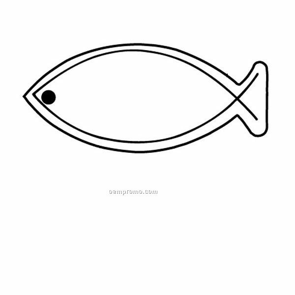 Christian fish coloring page sketch coloring page for What does the christian fish mean