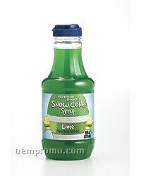 Hamilton Beach Snow Cone Syrup, Lime