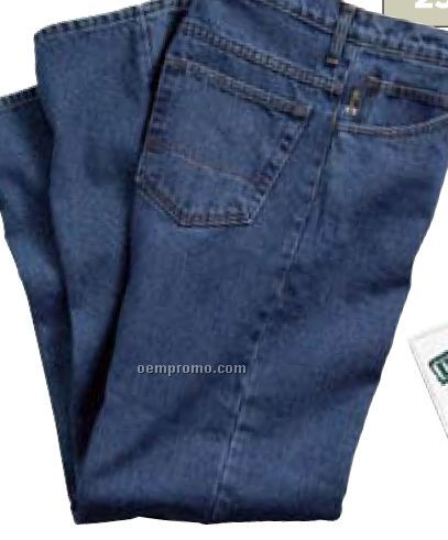 Indura Ultra Soft Classic Relaxed Fit Denim Jeans