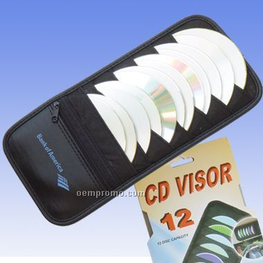 Automobile CD Visor