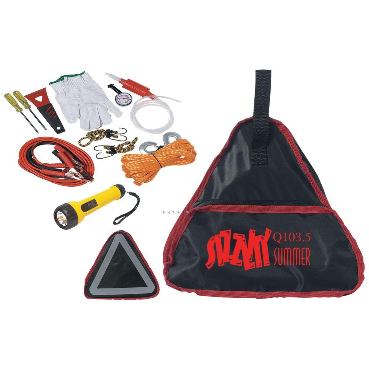 Auto Safety Kit (Blank)