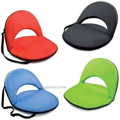 Adjustable stadium pod chair