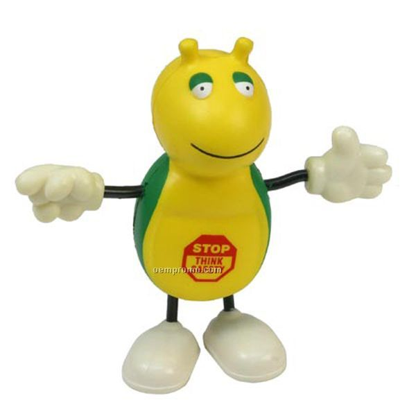 Cute Bug Figure Squeeze Toy