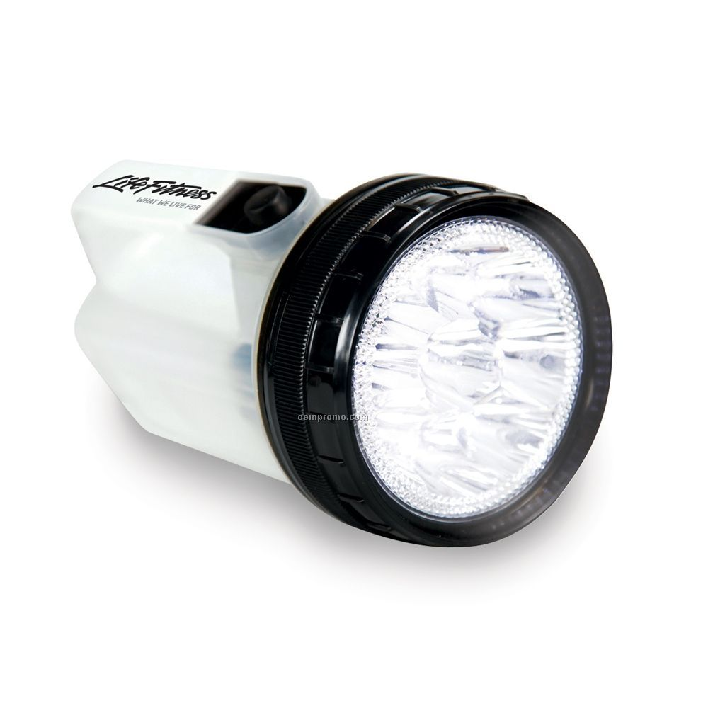 Life Gear Glow Spot Light / Flashlight - Clear,China ...