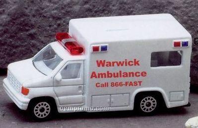 Matchbox Auto Line Ambulance