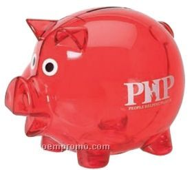 Acrylic piggy bank china wholesale acrylic piggy bank for 4 compartment piggy bank