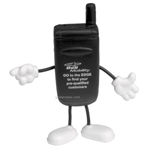 Cell Phone Figure Squeeze Toy