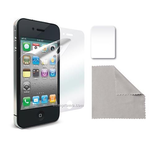Iluv - Iphone-screen Protectors & Accessories Glare-free Screen Protector