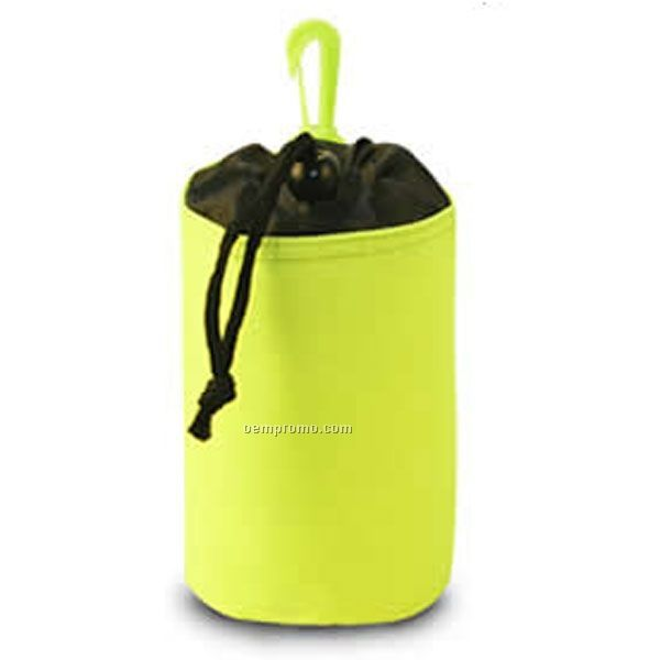 Polycanvas Water Bottle Accessory Bag