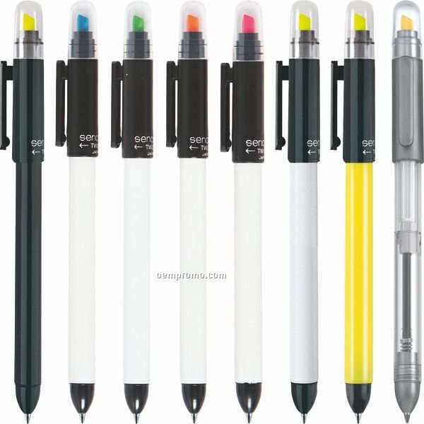 Twist Highlighter/Pen