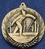 """2.5"""" Stock Cast Medallion (Ski/ Cross Country)"""