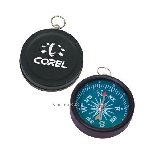 Black Brass Compass