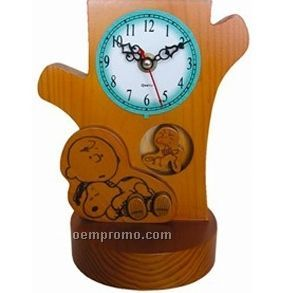 Children's Tree Clock