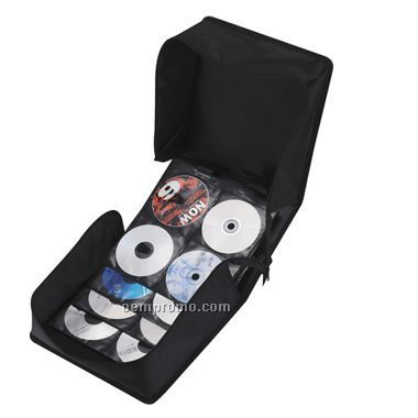 Media Disc Case (Holds 520 Cds) (Screen Printed)