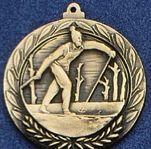 """1.5"""" Stock Cast Medallion (Ski/ Cross Country)"""