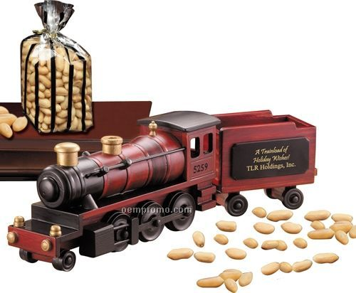 1935 Steam Locomotive W/ Choice Virginia Peanuts