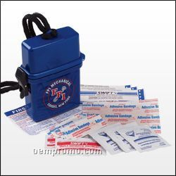 Neck Tote First Aid Kit - Large