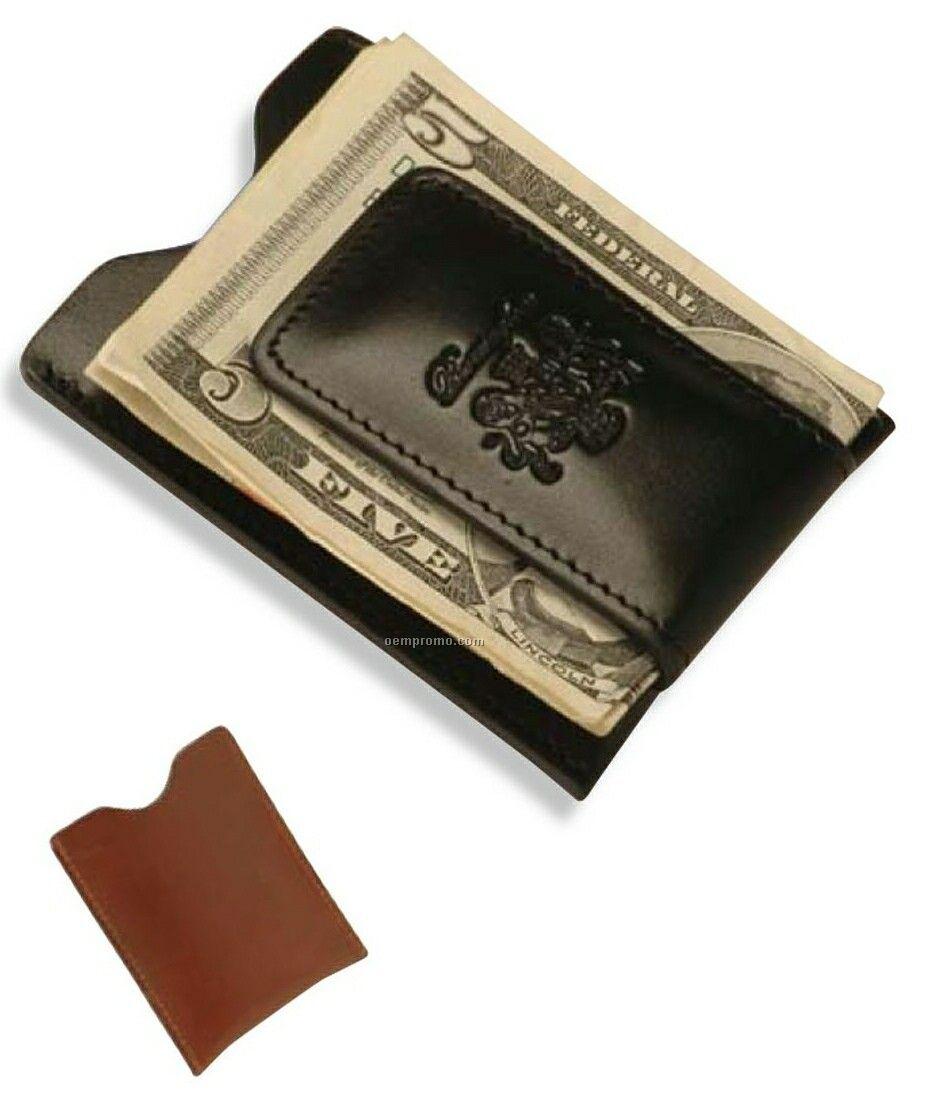 The Original Premium Leather Money Clip