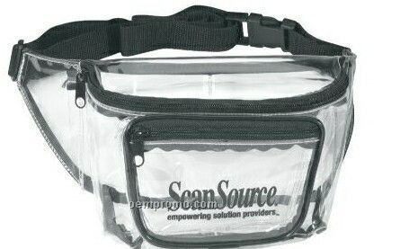 Transparent Fanny Pack