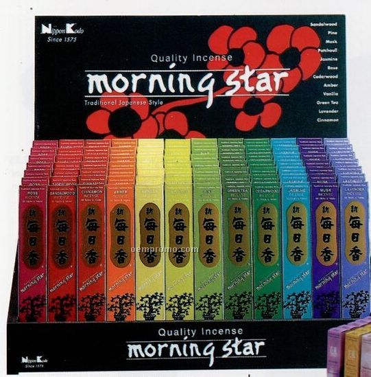 Morning Star Incense Jasmine