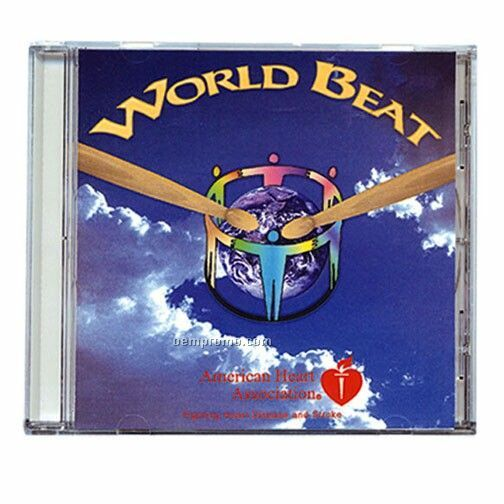 World Beat Special Music CD