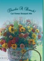 Stock Series Cut Flower Bouquet Seeds - Thanks A Bunch
