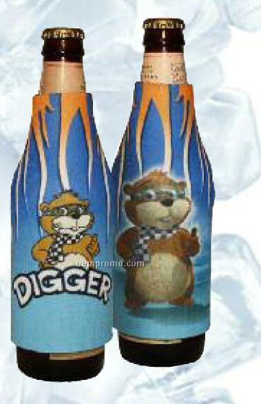 The Longnecker Pocket Beverage Insulator