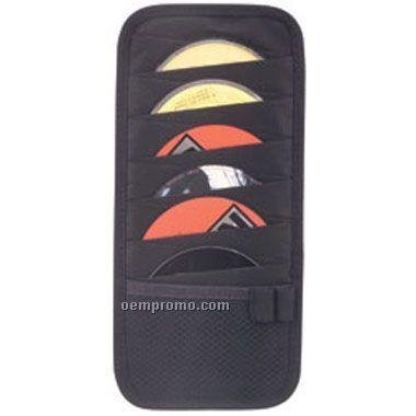 12pc CD Holder On Car Visor