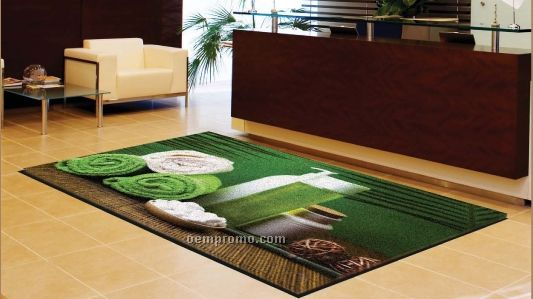 Digiprint High Definition Indoor Mats (6'x10')