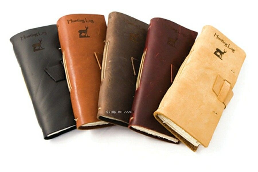 Leather Checkbook/ Address Cover
