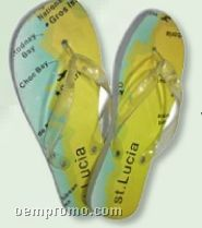 Men's Custom Eva Flip Flops