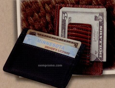 Mobile River Money Clip/ Credit Card Wallet