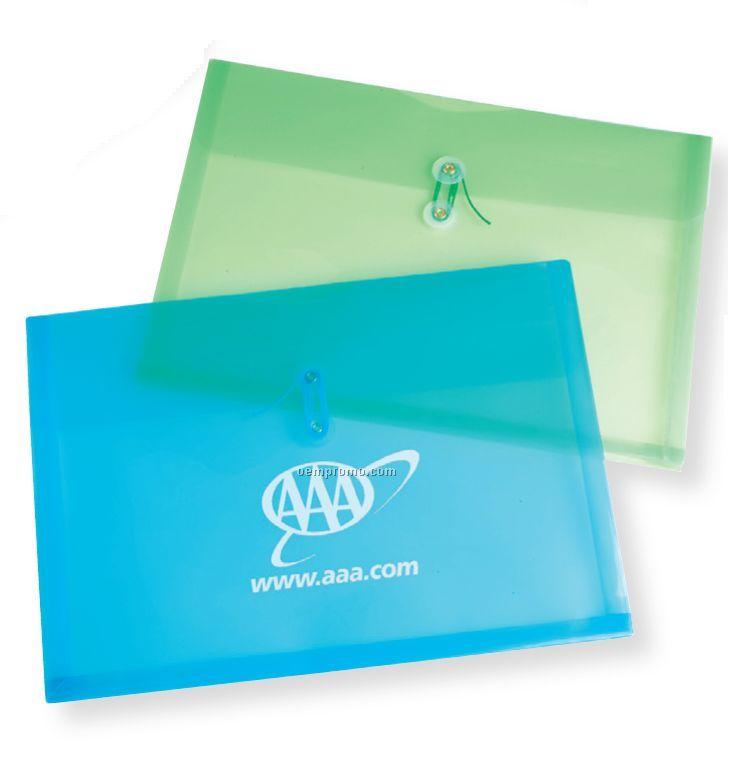 Horizontal Polystring Envelopes