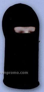 100% Acrylic Knit One Hole Face Mask (Imported)