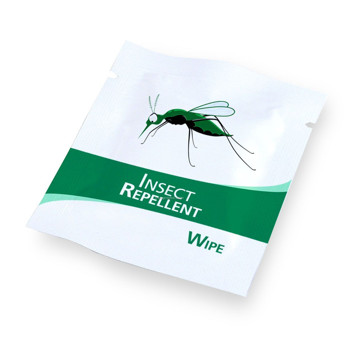 Insect Repellent Wipe - Stock