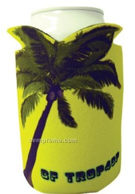 Crazy Frio Beverage Holder - Tropical