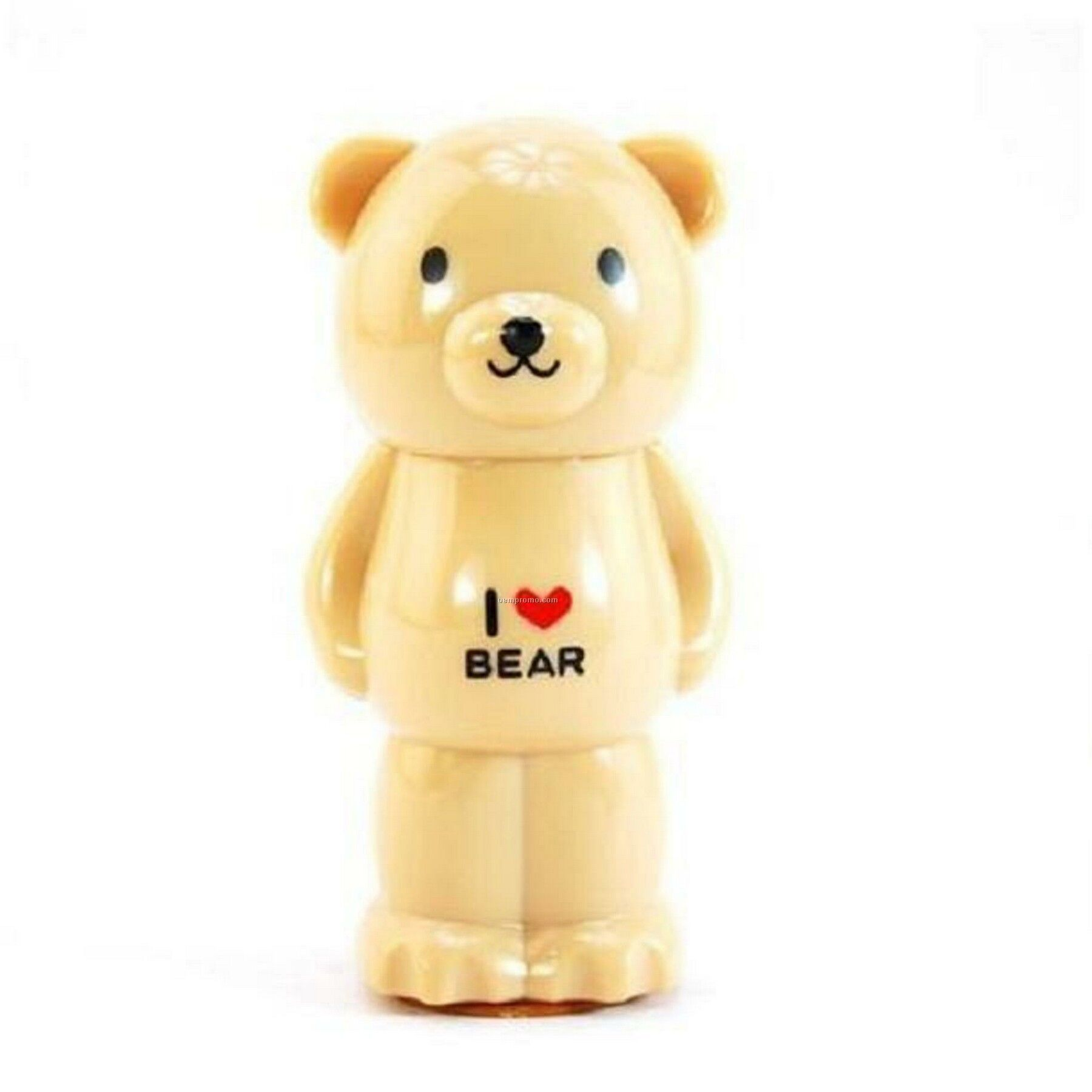 Portable Rechargeable Hand Warmer - Coffee Bear