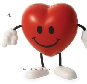 Valentine Heart Figure Squeeze Toy