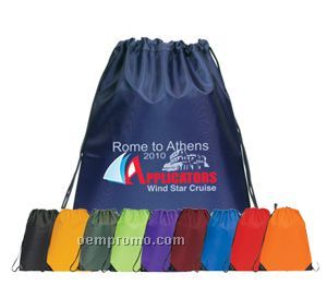 Durable Drawstring Bag