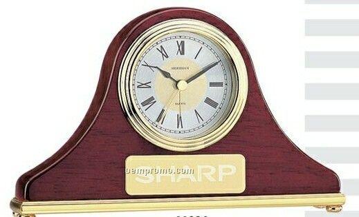 Mantel Clock W/ Alarm