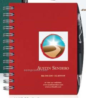 100 Sheet Shadowbox Pen Safe Journals