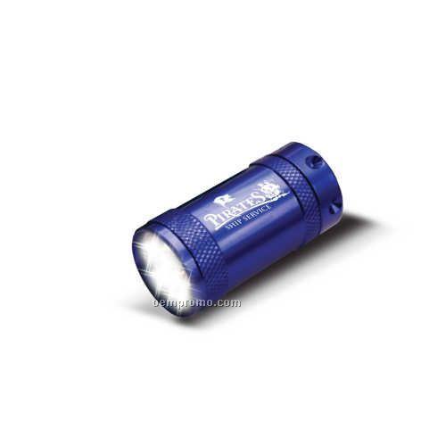 Blue Mini 5 LED Flashlight