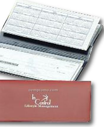 Checkbook Cover / Coupon Holder