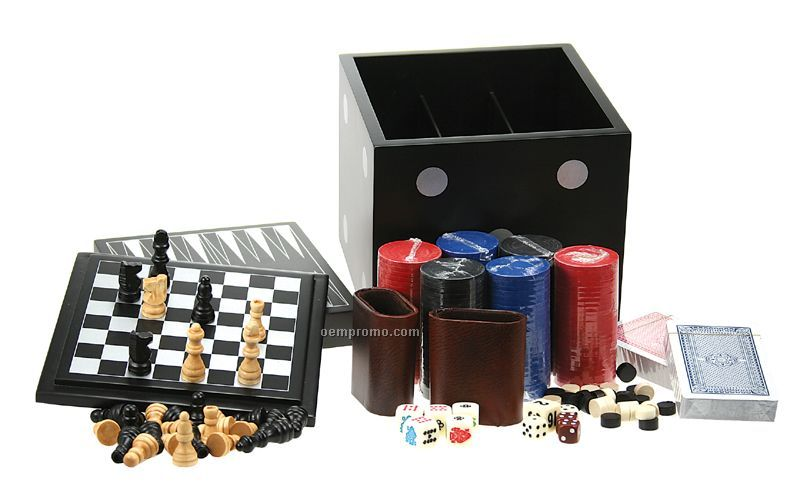 poker game box