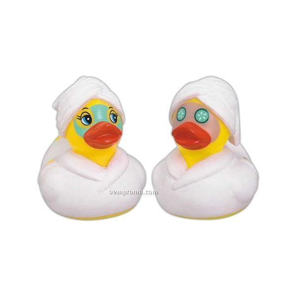 Rubber Day Spa Duck